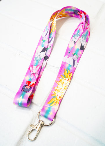 BNA: Brand New Animal Lanyard