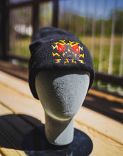 Load image into Gallery viewer, Embroidered Boltie Beanie