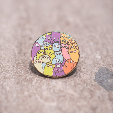 Friends Enamel Pin