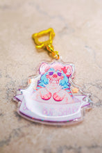 Load image into Gallery viewer, Soft, But Sharp Acrylic Charm