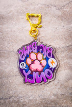 Load image into Gallery viewer, Big Paws Only Acrylic Charm
