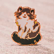 Load image into Gallery viewer, Minx Enamel Pin