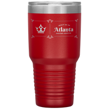 Load image into Gallery viewer, Atlanta Downtown Connector Tumbler Red