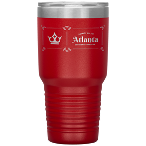 Atlanta Downtown Connector Tumbler Red