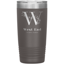 Load image into Gallery viewer, West End Atlanta Tumbler Pewter