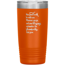 Load image into Gallery viewer, Irish Blessing Stainless Steel Tumbler