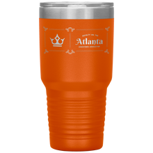 Load image into Gallery viewer, Atlanta Downtown Connector Tumbler Orange