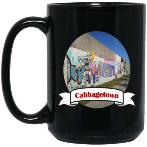 Cabbagetown Coffee Mug