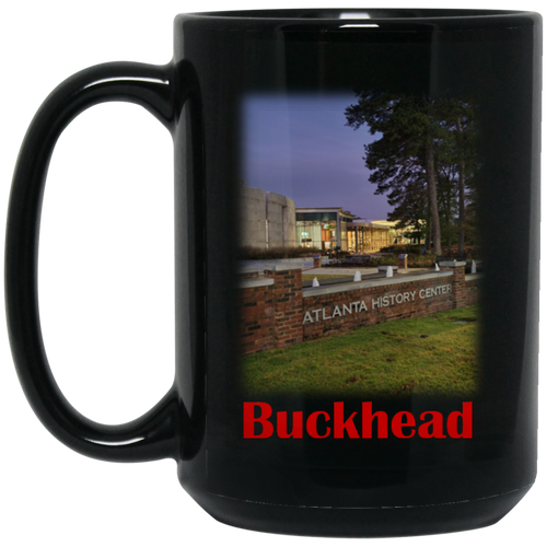 Buckhead Atlanta Coffee Mug