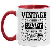 Load image into Gallery viewer, Grady Babe Accent Coffee Cup Red