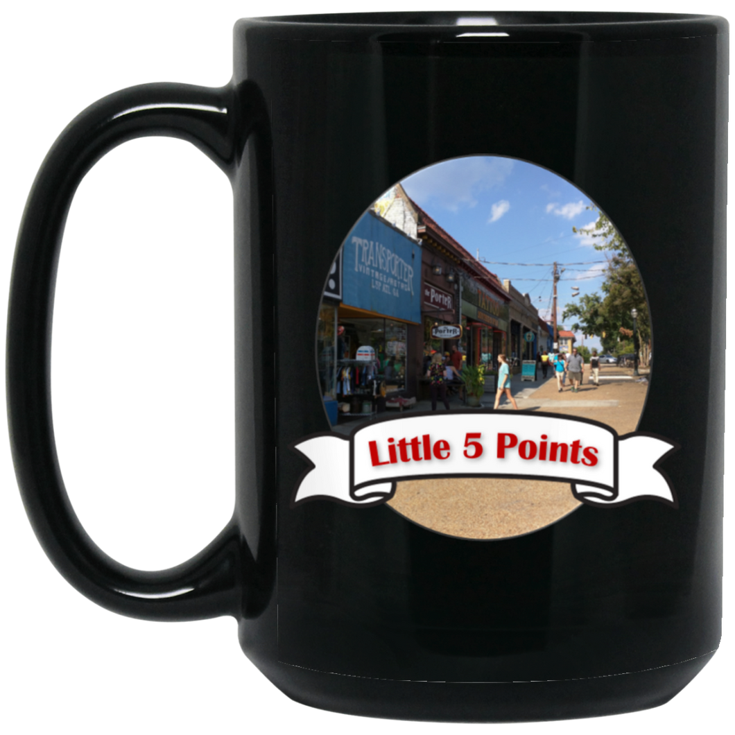 Little 5 Points Coffee Mug