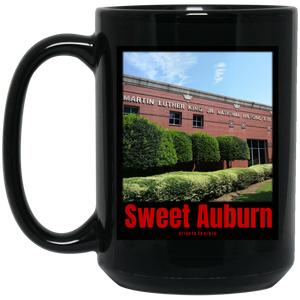 Sweet Auburn Atlanta Coffee Cup