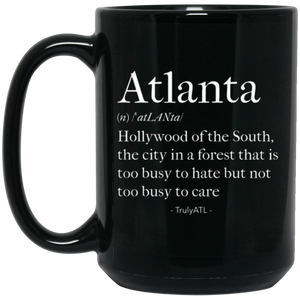 Atlanta Coffee Mug
