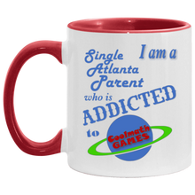 Load image into Gallery viewer, Cool Math Games Atlanta Coffee Cup Red