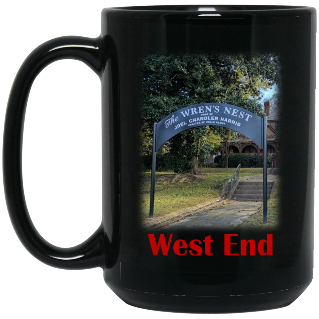 West End Atlanta Coffee Mug