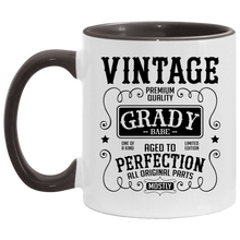Load image into Gallery viewer, Grady Babe Accent Coffee Cup Black
