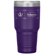 Load image into Gallery viewer, Atlanta Downtown Connector Tumbler Purple