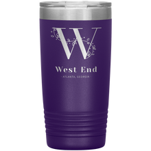 Load image into Gallery viewer, West End Atlanta Tumbler Purple
