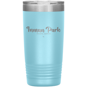 Inman Park Tumbler Light Blue