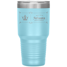 Load image into Gallery viewer, Atlanta Downtown Connector Tumbler Light Blue