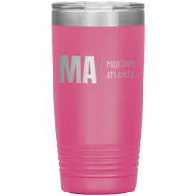 Load image into Gallery viewer, Midtown Atlanta Tumbler Pink