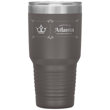Load image into Gallery viewer, Atlanta Downtown Connector Tumbler Pewter
