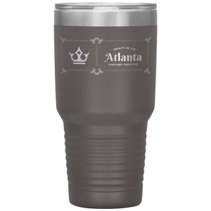 Atlanta Downtown Connector Tumbler Pewter
