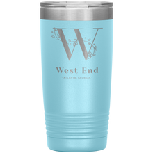 Load image into Gallery viewer, West End Atlanta Tumbler Light Blue