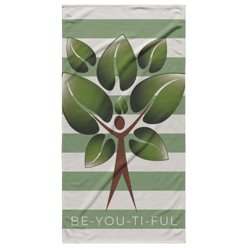 Be-You-Ti-Ful Beach Towel
