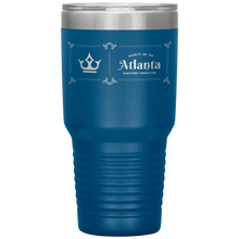 Load image into Gallery viewer, Atlanta Downtown Connector Tumbler Blue