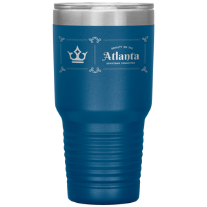 Atlanta Downtown Connector Tumbler Blue