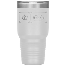 Load image into Gallery viewer, Atlanta Downtown Connector Tumbler White