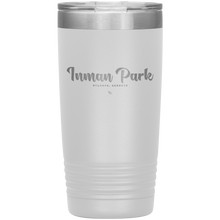 Load image into Gallery viewer, Inman Park Tumbler White
