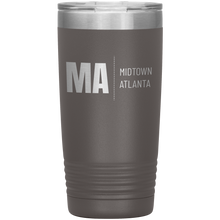 Load image into Gallery viewer, Midtown Atlanta Tumbler Pewter