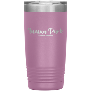 Inman Park Tumbler Light Purple