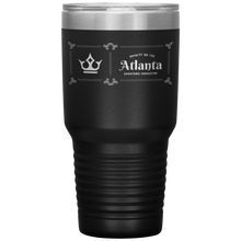 Load image into Gallery viewer, Atlanta Downtown Connector Tumbler Black