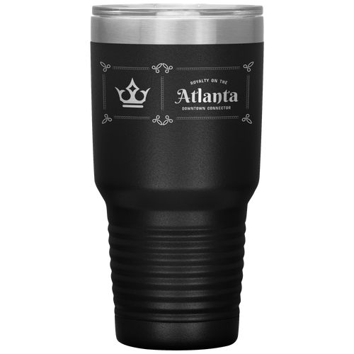 Atlanta Downtown Connector Tumbler Black