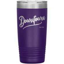 Load image into Gallery viewer, Downtown Atlanta Georgia Tumbler Purple