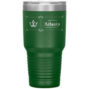 Atlanta Downtown Connector Tumbler Green