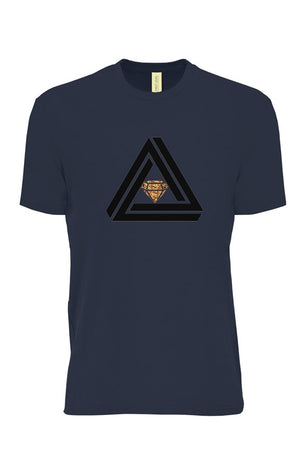 Infinite diamond Navy Blue
