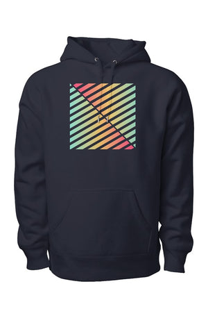 Heavyweight Cross Grain Hoodie Design 2