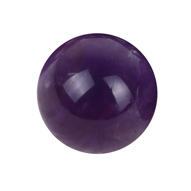 Natural Amethyst Sphere