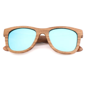 Classic Summer Wood Sunglasses