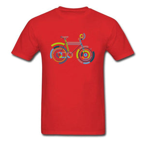 DJ Bicycle T Shirts