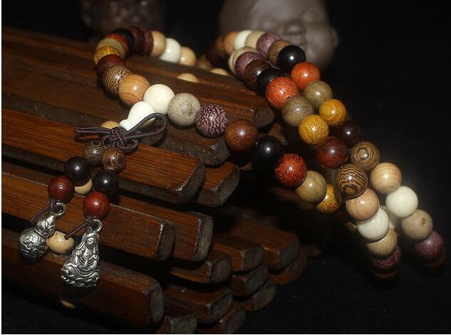 Tibetan Buddhist Prayer Beads