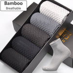 Unisex Bamboo Breathable Socks