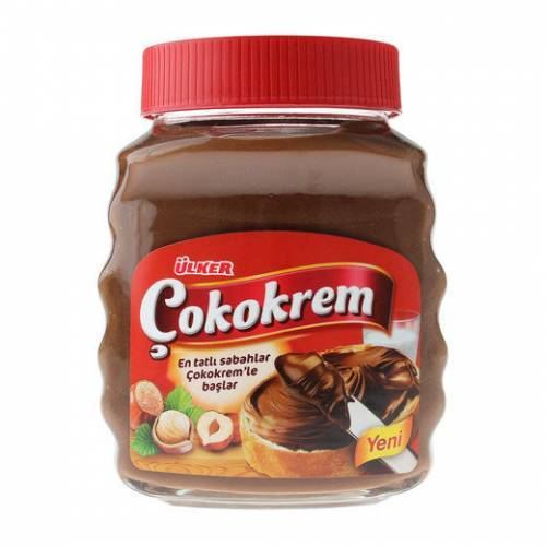 Cokokrem Chocolate and Hazelnut Spread 0.77 lb (Ulker Cokokrem)