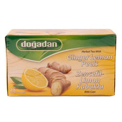 Dogadan Lemon Ginger 20tb