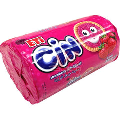 Eti Cin Cookie Strawberry Flavor