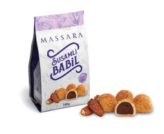 Massara Babil Cookie with Seasam (Susamli Babil Kurabiyesi)